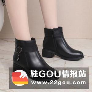 中国女鞋网:鞋跟高低怎么分